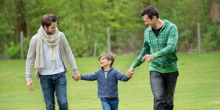 Adopción y matrimonio gay